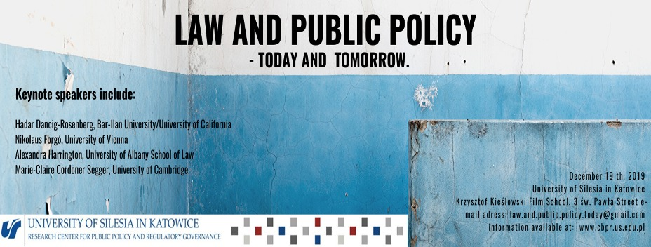 2019.12.19-LAW AND PUBLIC POLICY – TODAY AND TOMORROW