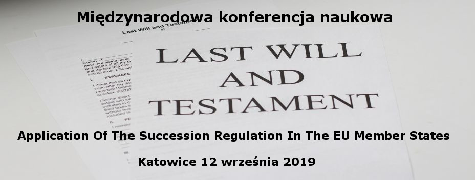 2019-09-12-Application Of The Succession Regulation In The EU Member States
