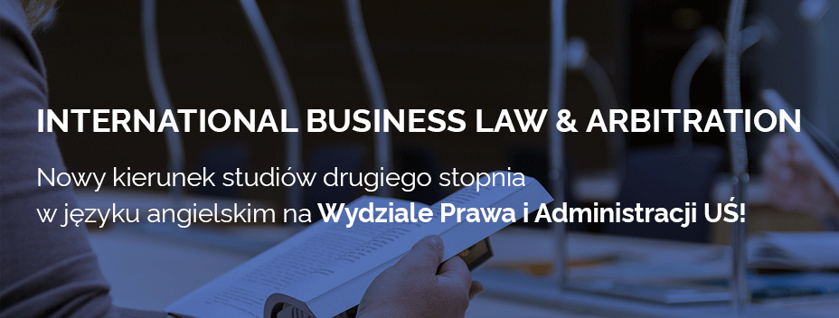 International Business Law and Arbitration